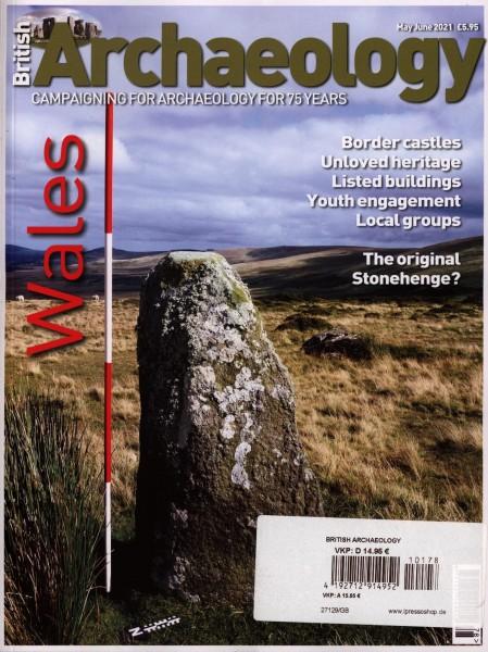 British Archaeology 178/2021