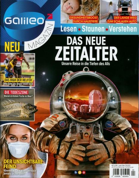 Galileo MAGAZIN 4/2020