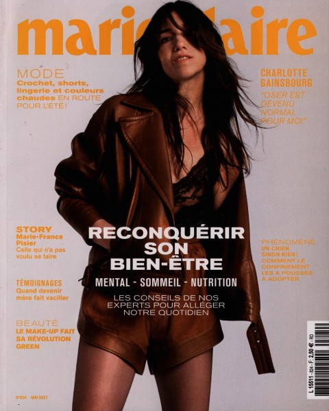 marie claire (FR) 824/2021