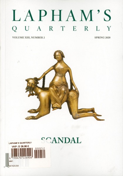 LAPHAM´S QUARTERLY 52/2020