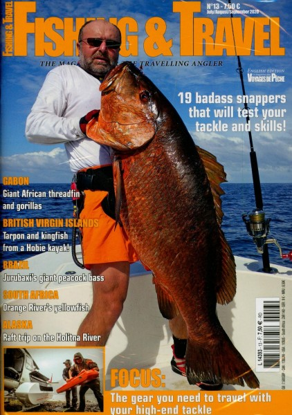 FISHING & TRAVEL (FR) 13/2020