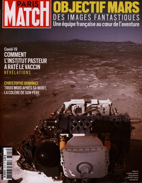 PARIS MATCH 3747/2021