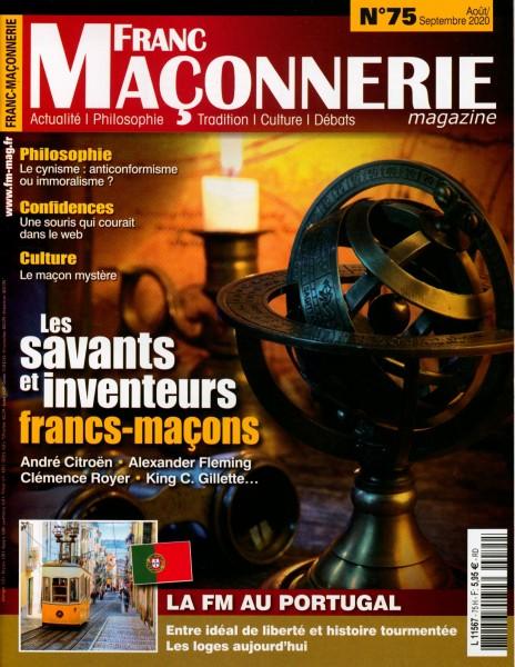 FRANC MAÇONNERIE magazine 75/2020
