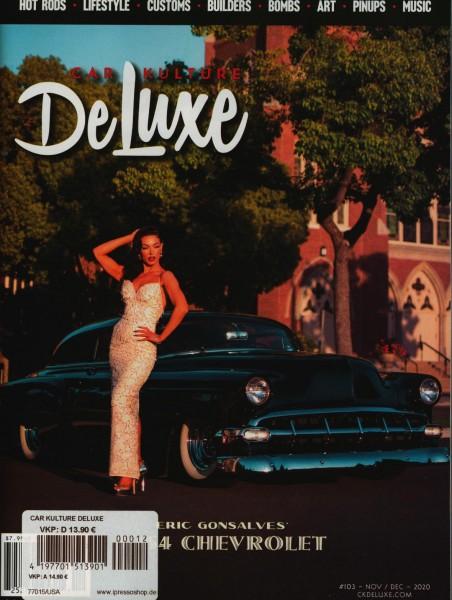 CAR KULTURE DeLuxe 12/2020