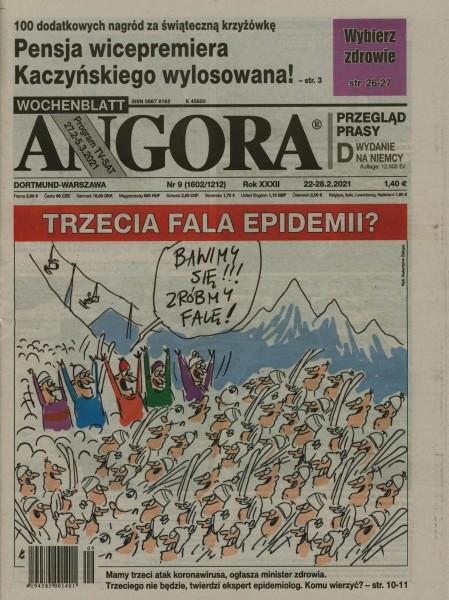 ANGORA 9/2021