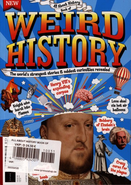 ALL ABOUT HISTORY BOOK OF 31/2021