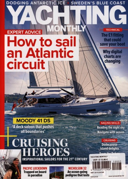 YACHTING MONTHLY 3/2021