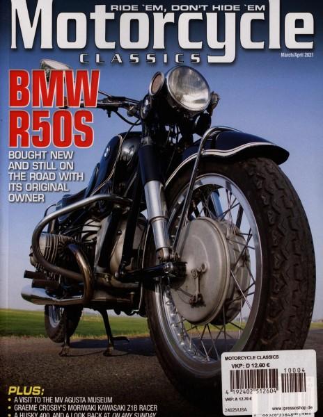 Motorcycle CLASSICS 4/2021