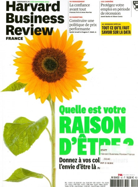 Harvard Business Review FRANCE 40/2020