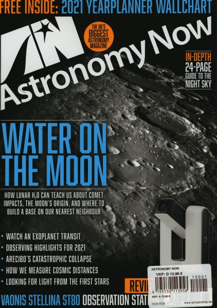 Astronomy Now 1/2021