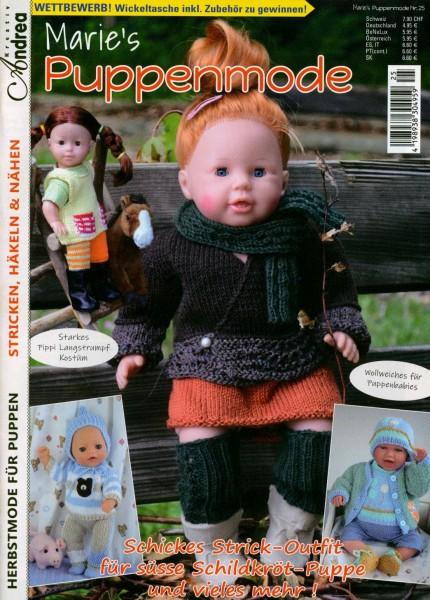 Marie`s Puppenmode DT 25/2021