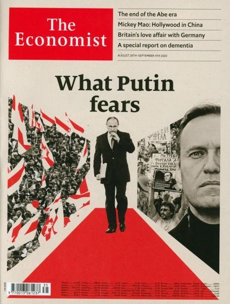The Economist 35/2020