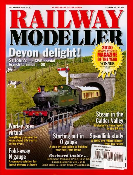 RAILWAY MODELLER 12/2020