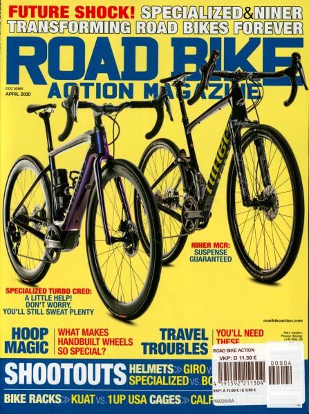 ROAD BIKE ACTION MAGAZINE 4/2020