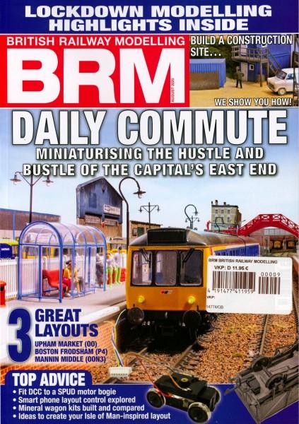 BRM BRITISH RAILWAY MODELLING 9/2020
