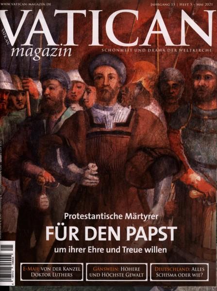 Vatican Magazin 5/2021