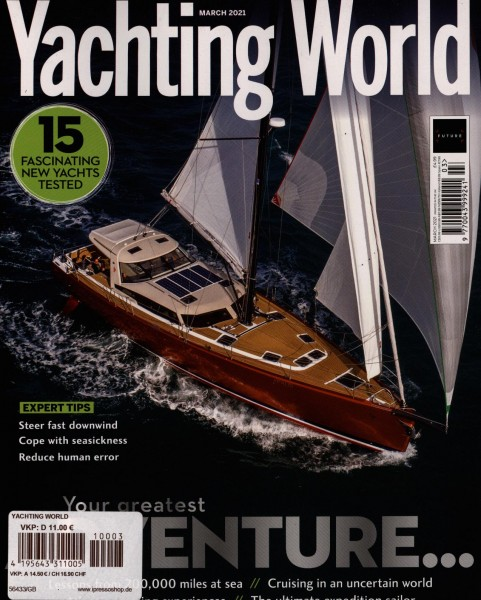 Yachting World 3/2021