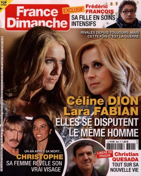 France Dimanche 3892/2021