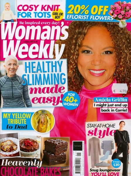 Woman´s Weekly 1/2021