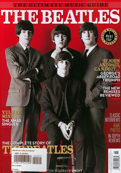 UNCUT UCED THE BEATLES 89/2019