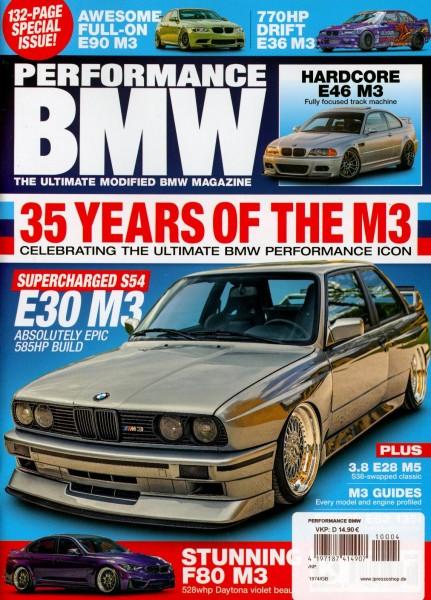 PERFORMANCE BMW 4/2021