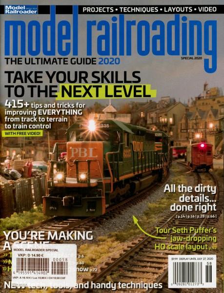 Model Railroader Special 58/2020
