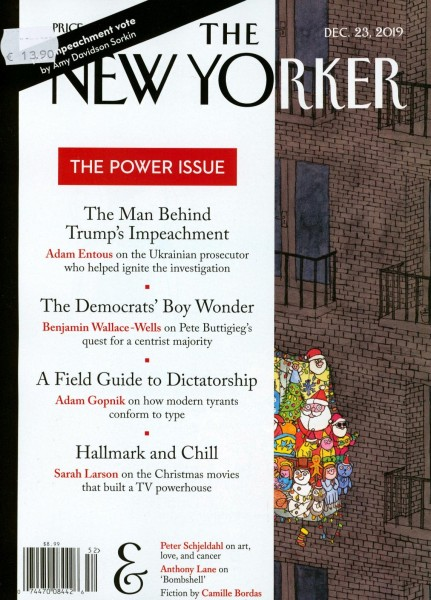 THE NEW YORKER 3/2020