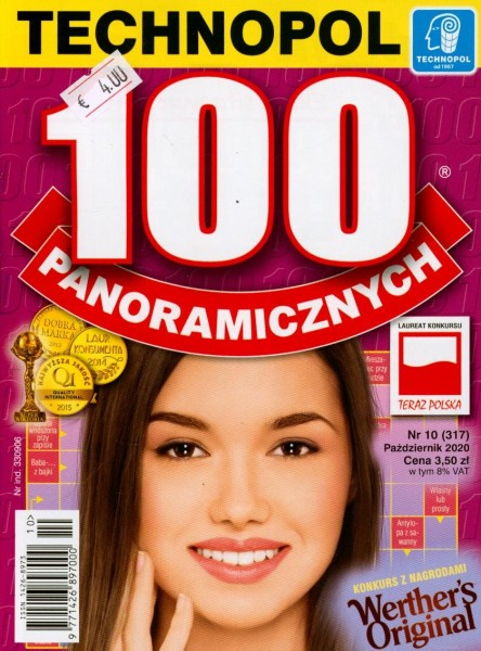 100 PANORAMICZNYCH 10/2020