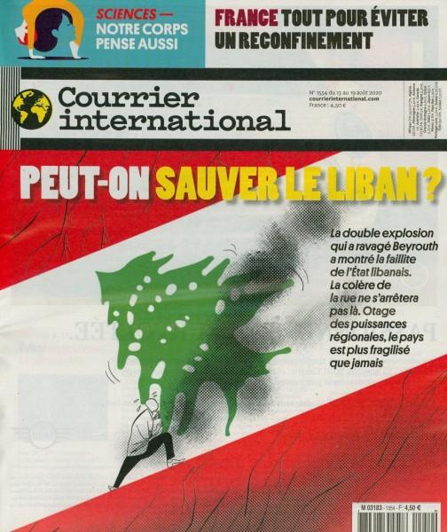 Courrier international 1554/2020