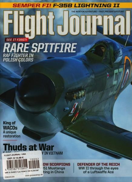 Flight Journal 2/2021