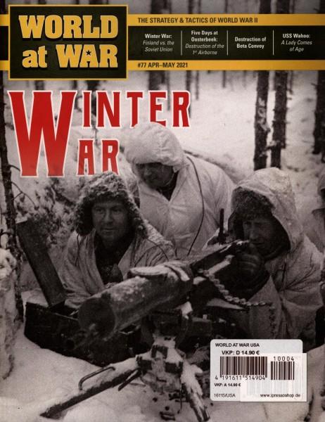 WORLD at WAR 4/2021