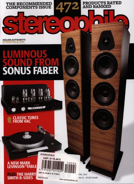 stereophile 4/2021