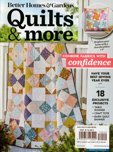 BHG Quilts & more 2/2021