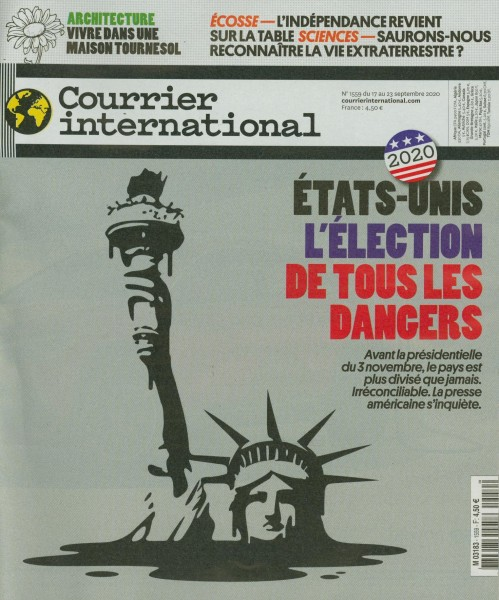 Courrier international 1559/2020