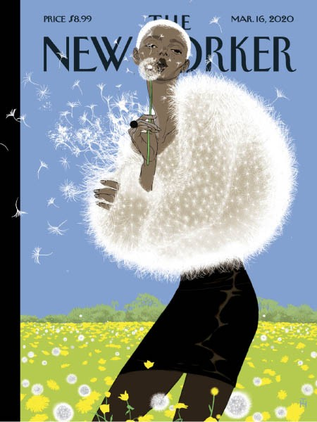THE NEW YORKER 12/2020