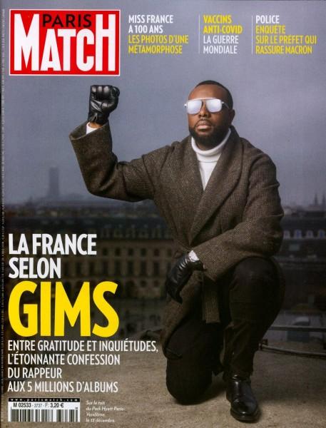 PARIS MATCH 3737/2020