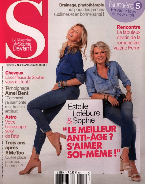 S Sophie Davant Magazine 5/2021