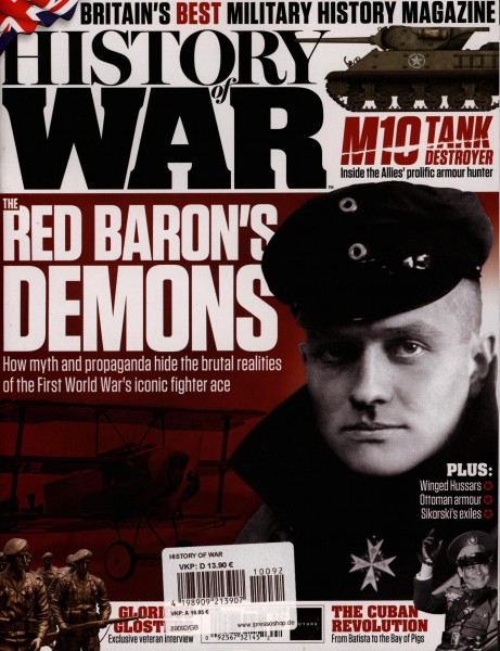 HISTORY of WAR 92/2021