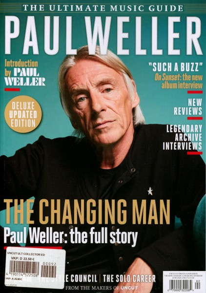 UNCUT PAUL WELLER 92/2020