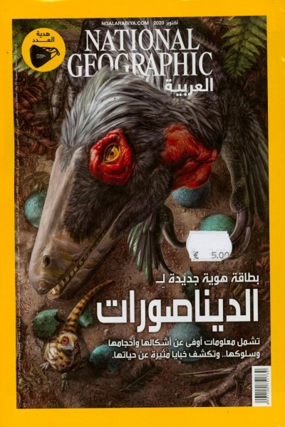 NATIONAL GEOGRAPHIC (AR) 121/2020
