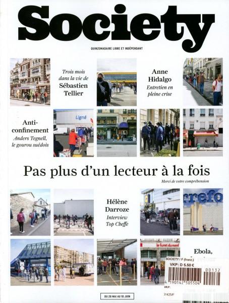 Society (FR) 132/2020