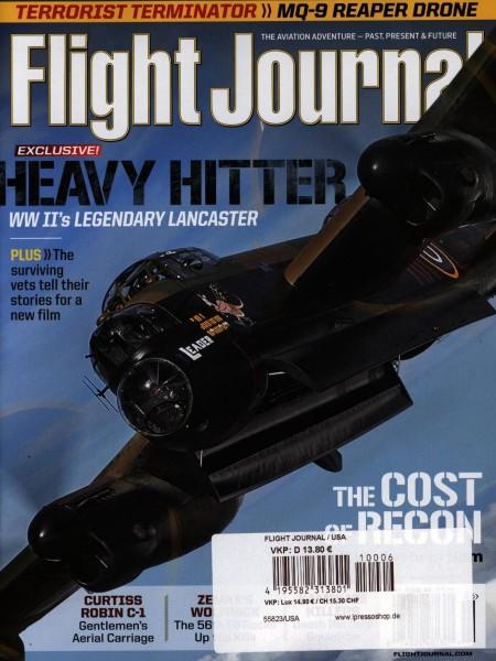 Flight Journal 6/2021
