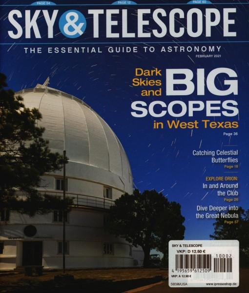 SKY & TELESCOPE 2/2021