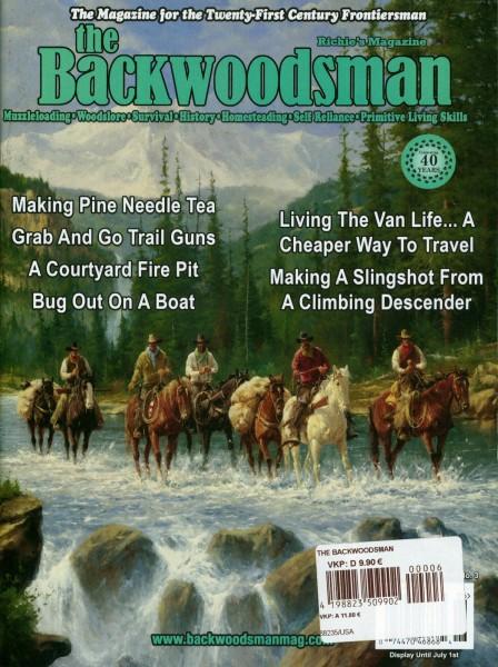 The Backwoodsman 6/2020