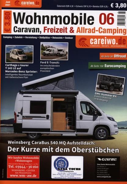 Wohnmobile-Caravan & Freizeit 6/2021