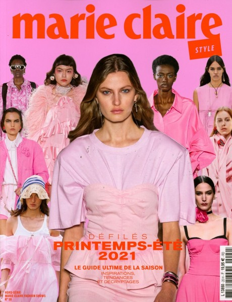 marie claire fashion shows 20/2021