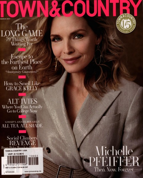 TOWN&COUNTRY 3/2021
