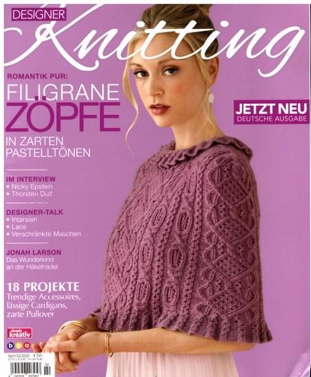 DESIGNER Knitting (D) 2/2020