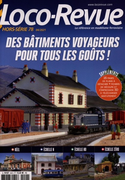 Loco-Revue HORS SÉRIE 90/2021
