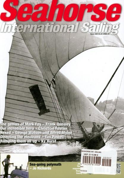 Seahorse Int. Sailing 7/2020